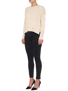 Superluxe Crop Sweater