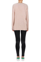 Load image into Gallery viewer, Superluxe Cashmere Oversized V Neck Sweater