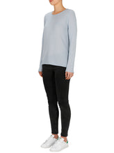 Load image into Gallery viewer, Superluxe Cashmere Self Roll Crew Neck