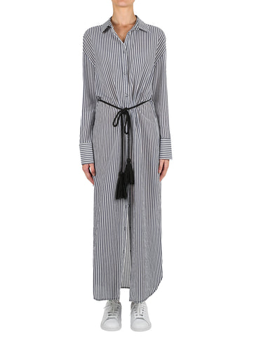 The Nomad Maxi Shirt Dress