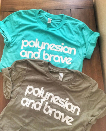 Polynesian And Brave (Youth Size)