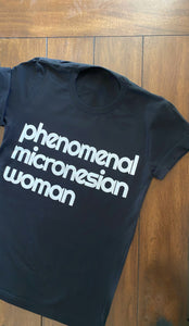Phenomenal Micronesian Woman