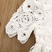 Load image into Gallery viewer, Baby Floral Lace Dress