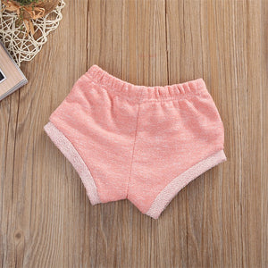 Summer Bloomers Cotton Shorts