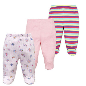 Cotton Baby Pants