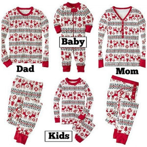 Christmas Family Matching Clothes Set