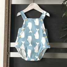 Load image into Gallery viewer, Cute Baby Unisex Romper
