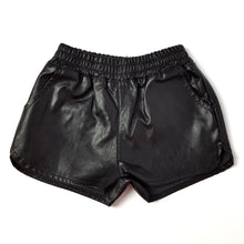 Load image into Gallery viewer, Summer Leather Shorts
