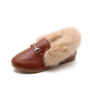 Girls Shoes Loafers Flip