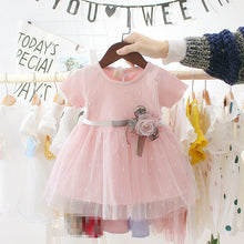 Load image into Gallery viewer, Fashion Cute Princess Baby Dress