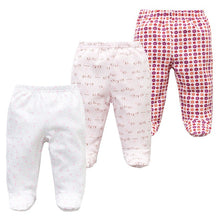 Load image into Gallery viewer, Cotton Baby Pants