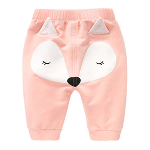 Casual Toddler Bottoms Pants