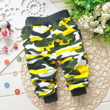 Load image into Gallery viewer, Lovely Cotton Camouflage Pants