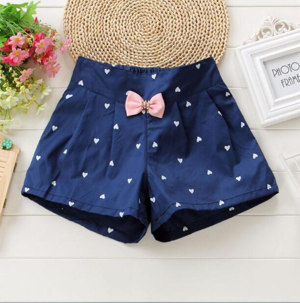 Candy Color Baby Shorts