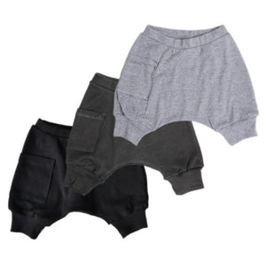 Casual Trousers Clothes Boys Pants