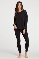 Courtney Top - Black