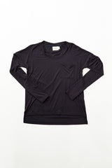 Edith Top - Dark Navy