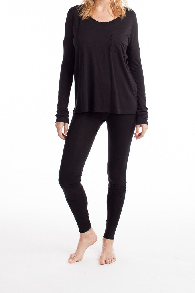 Edith Top - Black