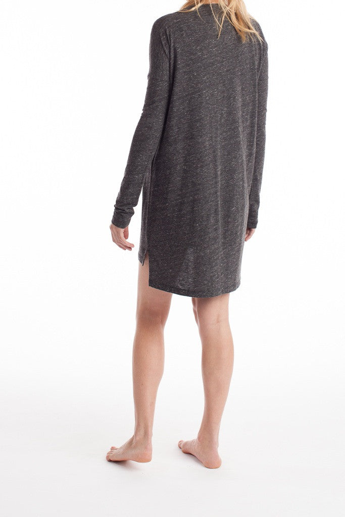 Ellie Dress - Charcoal