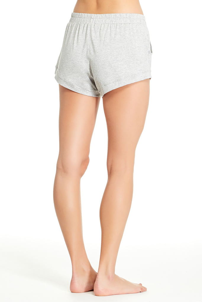 Elody Short - Heather Grey