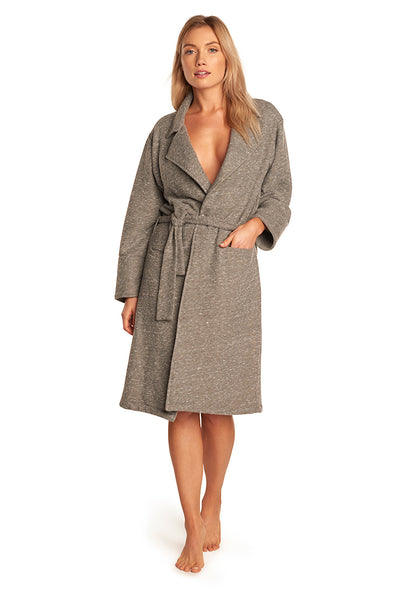 Emma Coat - Heather Grey
