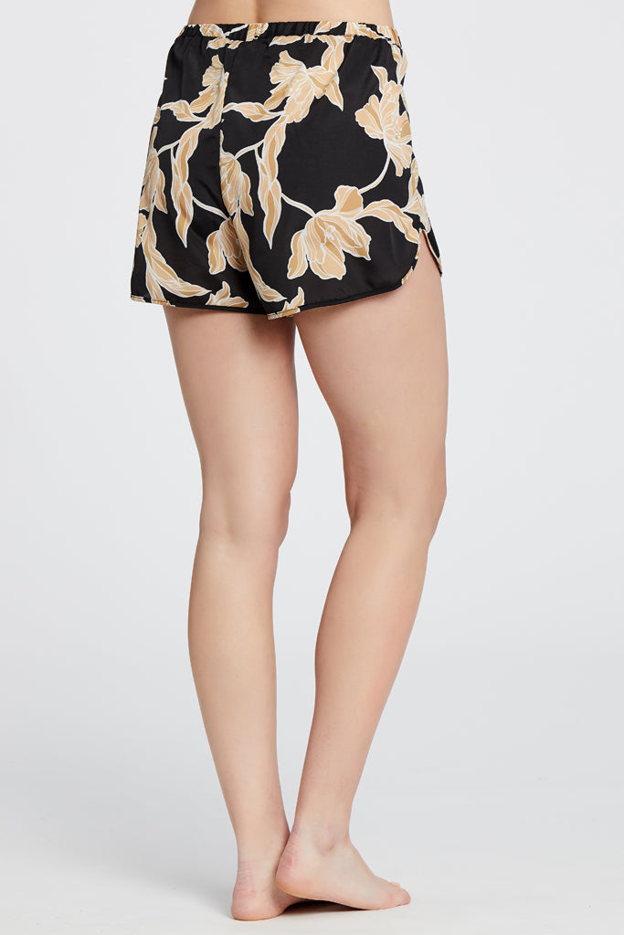 Firenze Short - Gold Floral