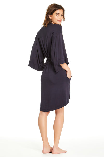 Florence Robe - Dark Navy