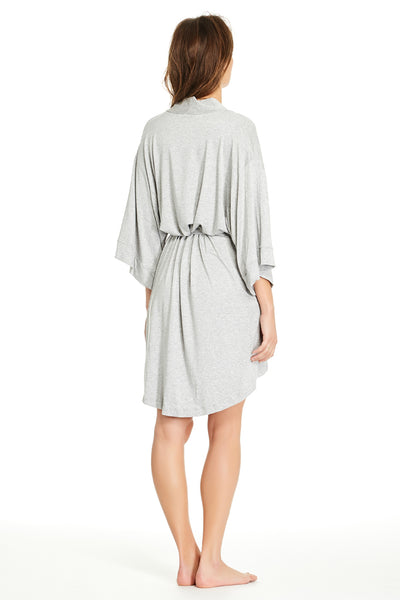 Florence Robe - Heather Grey