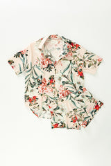 Gigi Top - Light Pink Floral
