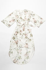 Isabella Robe - Pearl Floral