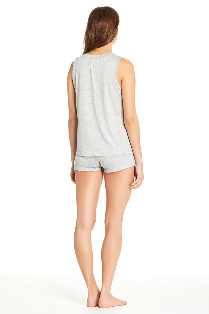 Jasper Tank - Heather Grey