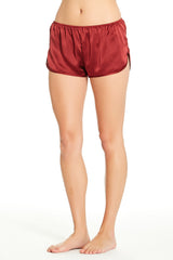 Lola Short - Brick Red