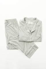 Monaco Set - Heather Grey