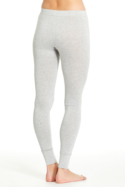 Madrid Legging - Heather Grey