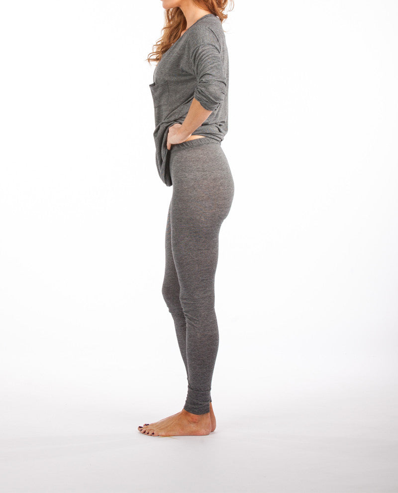 Madrid Legging - Mini Stripe