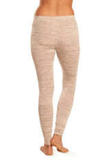 Madrid Legging - Nude Space Dye