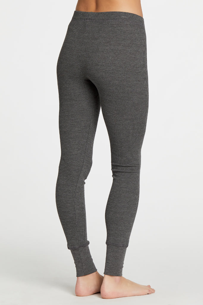 Madrid Thermal Legging - Charcoal