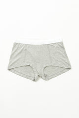 Peony Short - Heather Grey