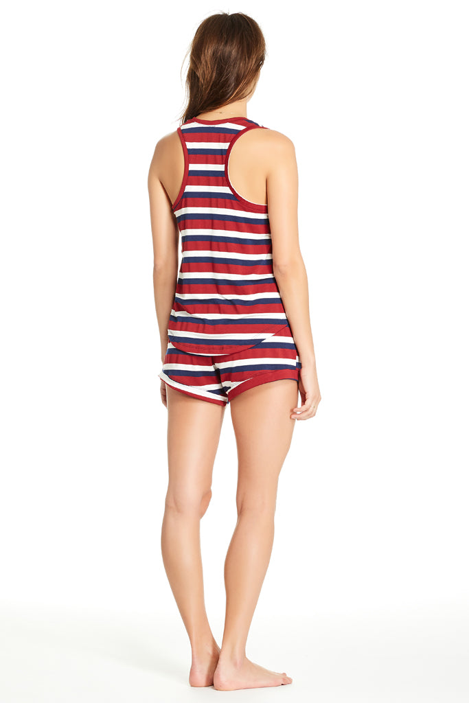 Petty Tank - Brick Stripe