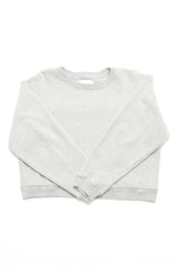 Standard Fleece Top - Heather Grey