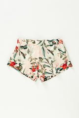 Stevie Short - Light Pink Floral