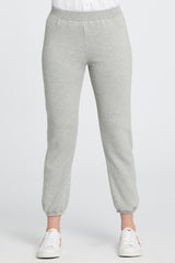 Tailored Sweatpant - Heather Grey