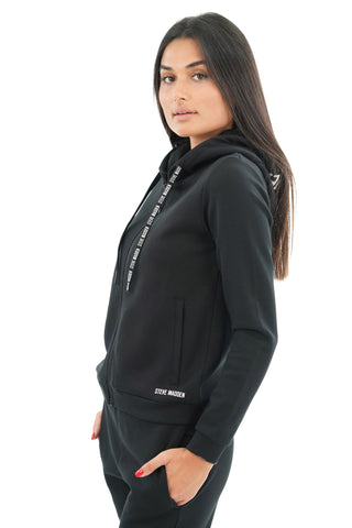 IHOODY INTERLOCK TOP BLACK