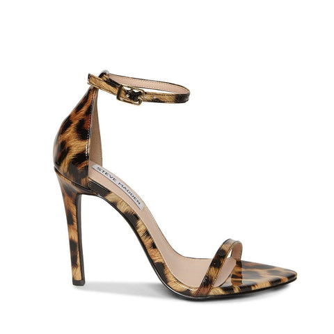 ABBY LEOPARD PATENT