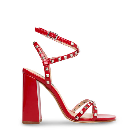 STAZIE RED PATENT
