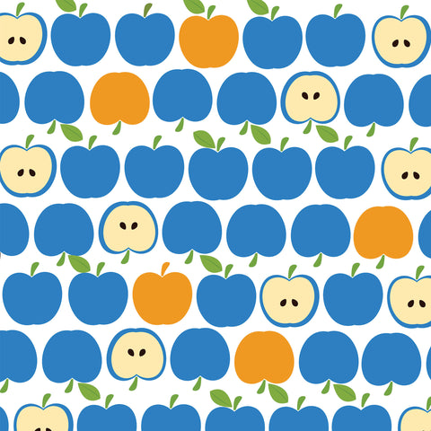 Big Apples Photo Backdrop