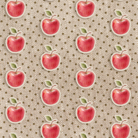 Clearance Apples to Apples Photo Backdrop