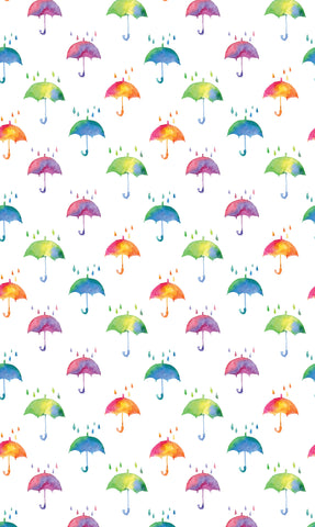 April Showers Photo Backdrop
