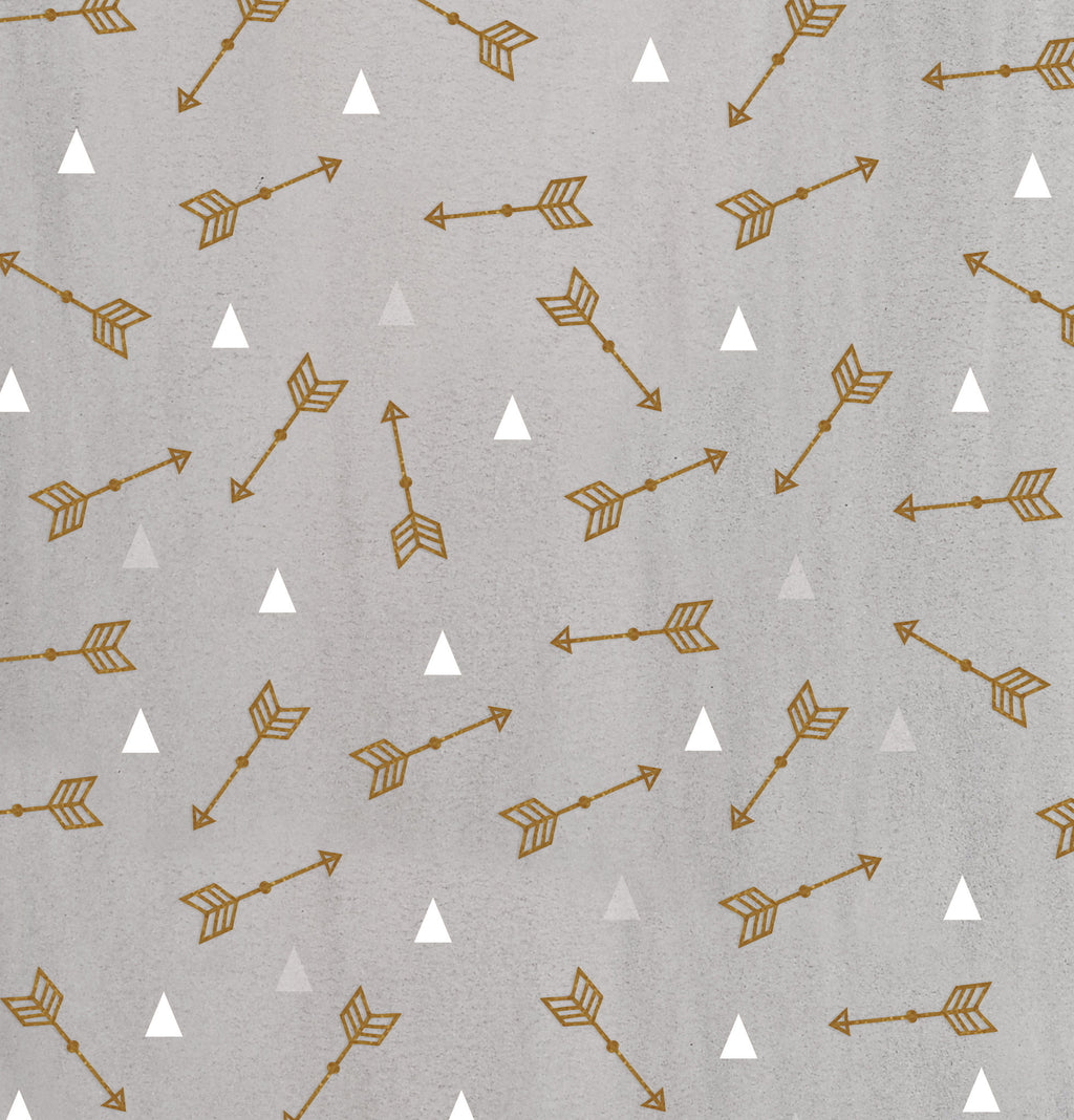 Arrows and Triangles Photo Background