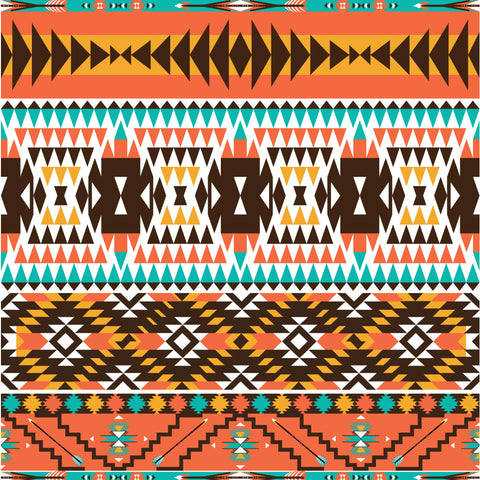 Aztec Photo Backdrop